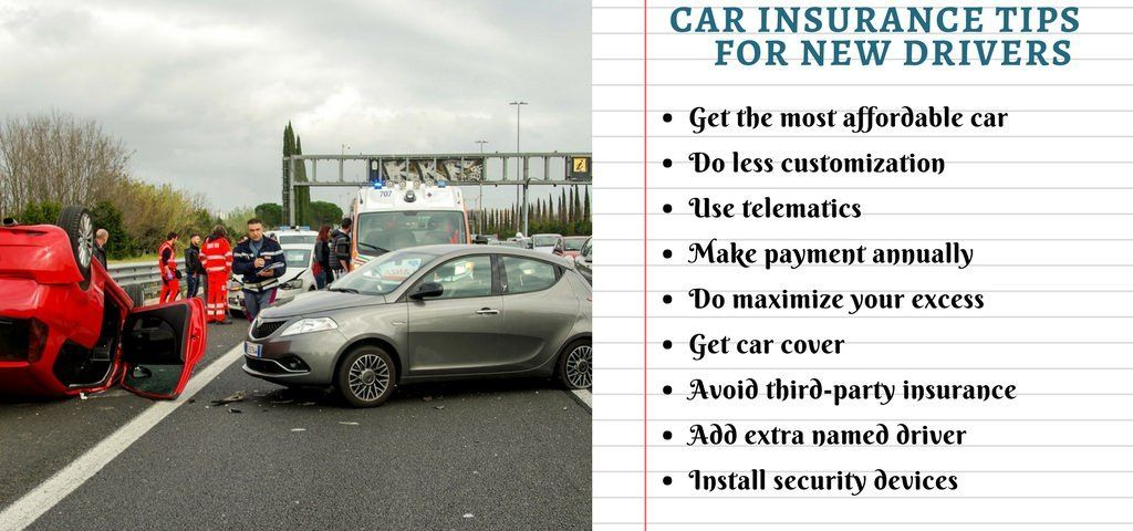 Top car insurance tips for new drivers | Car insurance ...