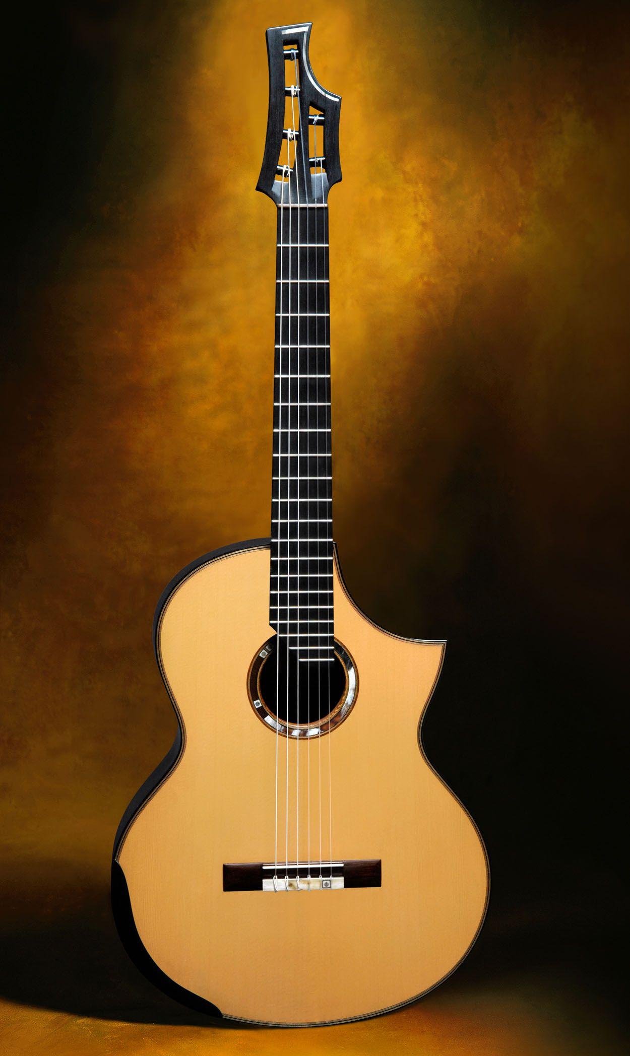 Gary Southwell A Series Special Edition Modern Concert Guitar Classical Guitar