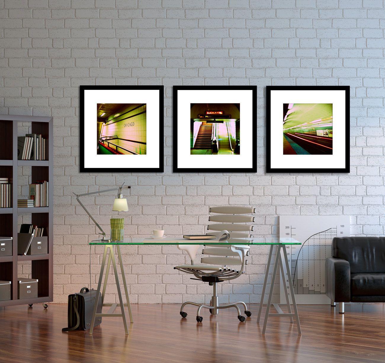 High Resolution Home Office Wall Decor #4 Office Vinyl
