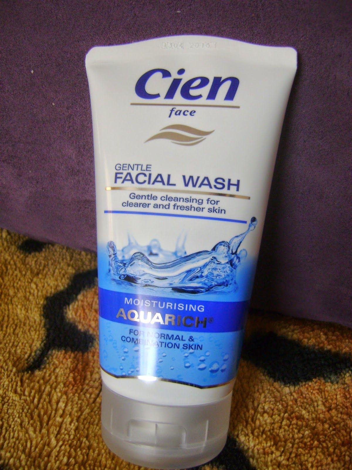 Lidl Cien Aqua Rich Gentle Face Wash Gentle Face Wash Gentle