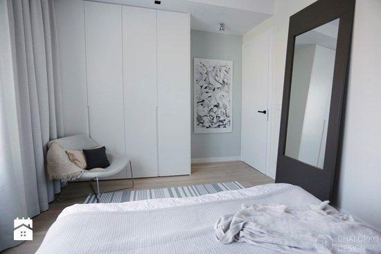 Sypialnia styl Nowoczesny - zdjęcie od Chałupko Design urządzamy - charmantes appartement design singapur