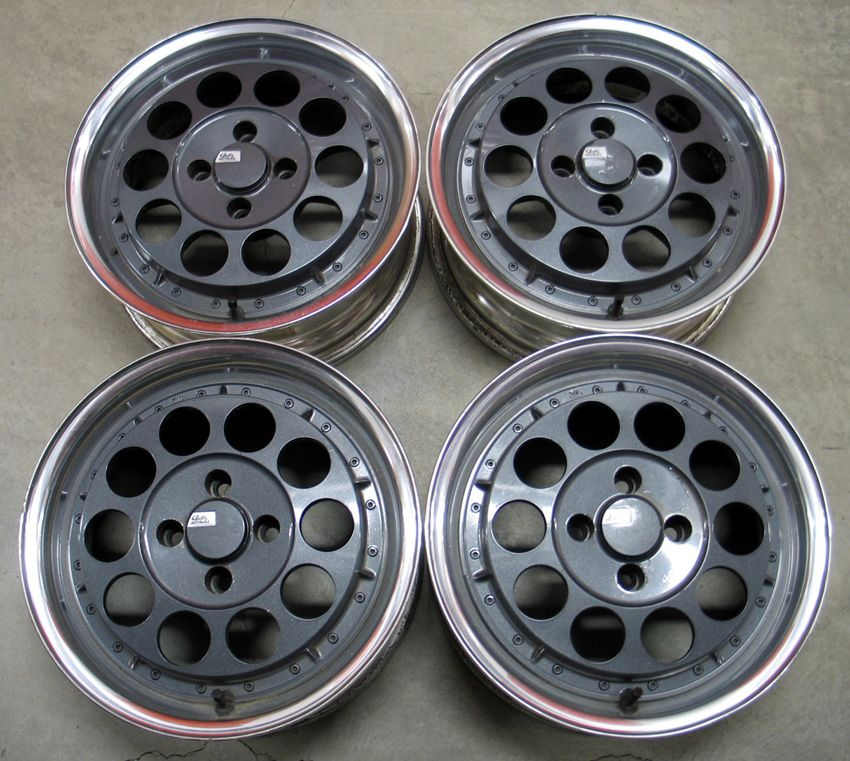 Auto Strada 15x6 38 4x100 Sold Jdm Wheels Wheel Wheel Rims