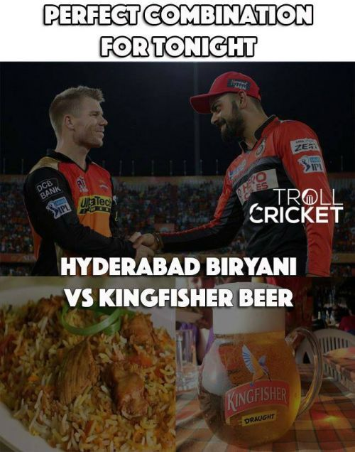 Rcb Bengaluru Vs Srh Hyderabad Ipl Final Memes And Trolls Finals Memes Jokes Quotes Cricket Quotes