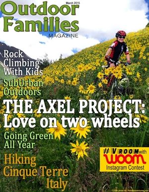 The Axel Project: Love on two wheels - Outdoor Families Magazine