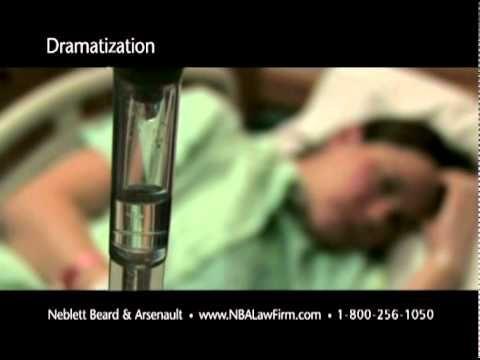 Louisiana, Texas Car Wreck Lawyers - In A Heartbeat - Neblett Beard & Arsenault - YouTube