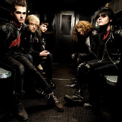 My Chemical Romance- Desolation Row video