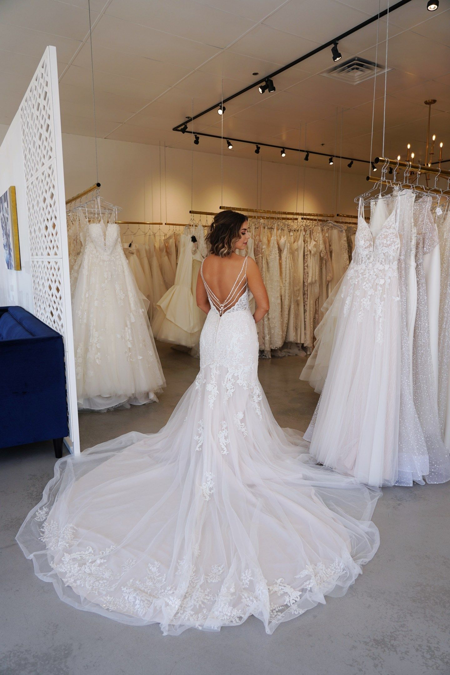The Ultimate Wedding Dress Color Guide Shades Of White Fit And Flare Wedding Dress Wedding Dresses Fitted Wedding Dress [ 1504 x 1128 Pixel ]