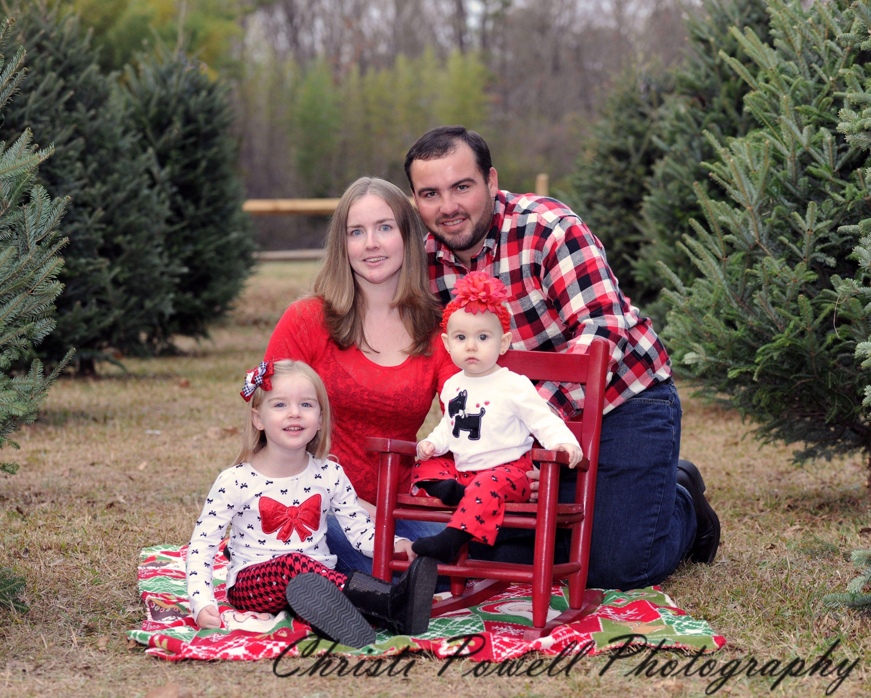 Outdoor Christmas Photo Shoot Ideas Outdoor Family ...