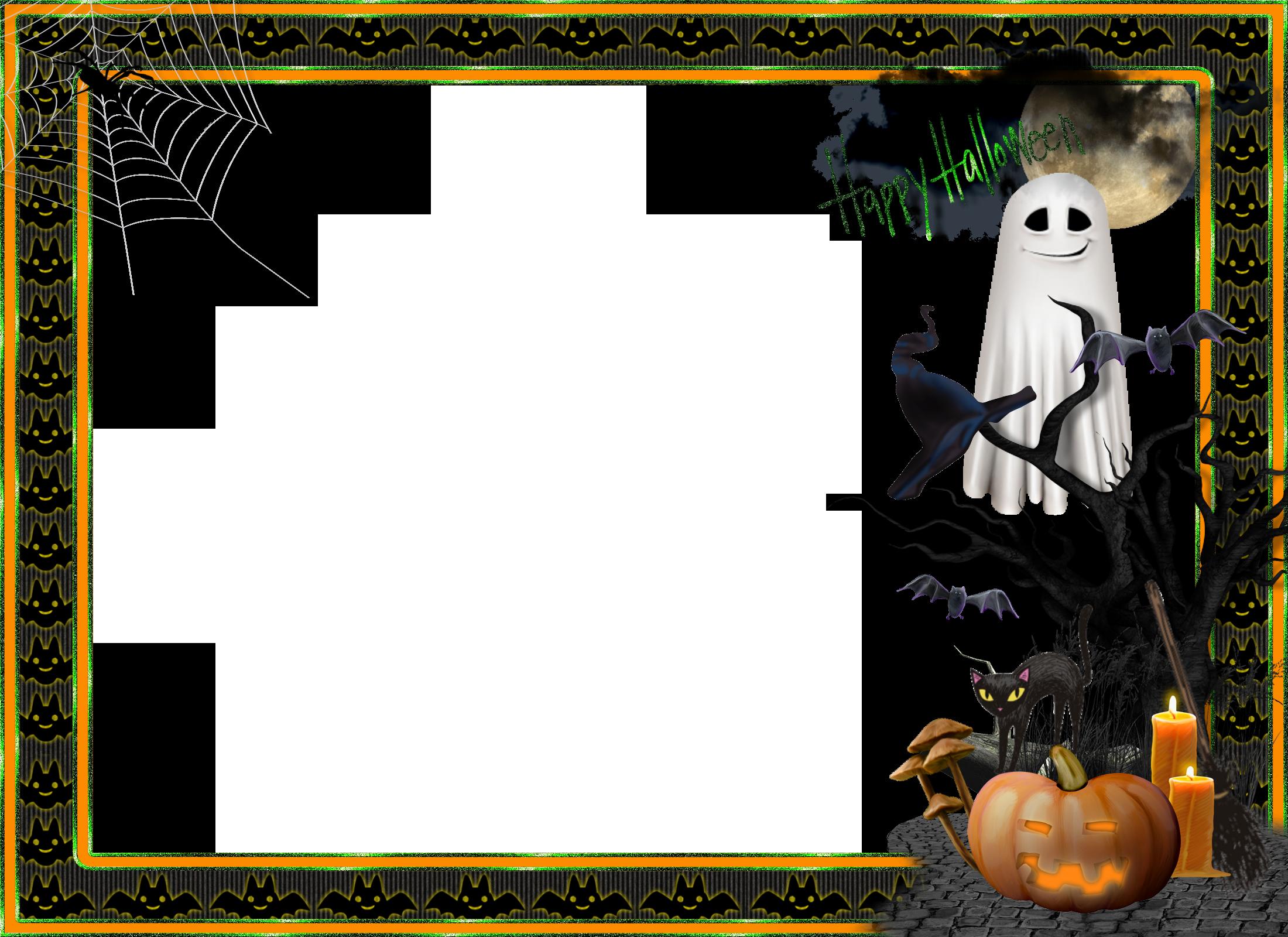 halloween transparent large photo