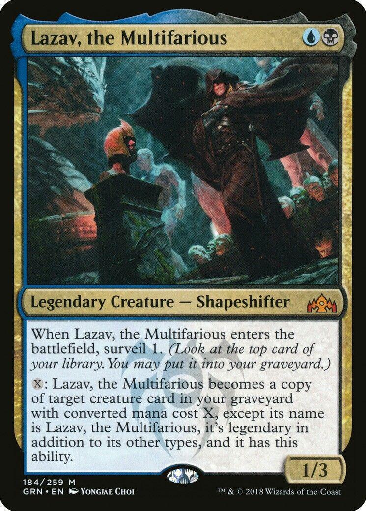Creature Vampire Mythic BLOOD BARON VIZKOPA NM mtg Dragon/'s Maze Gold