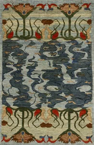 Orley shabahang since 1972 the finest new and antique carpets in the world today