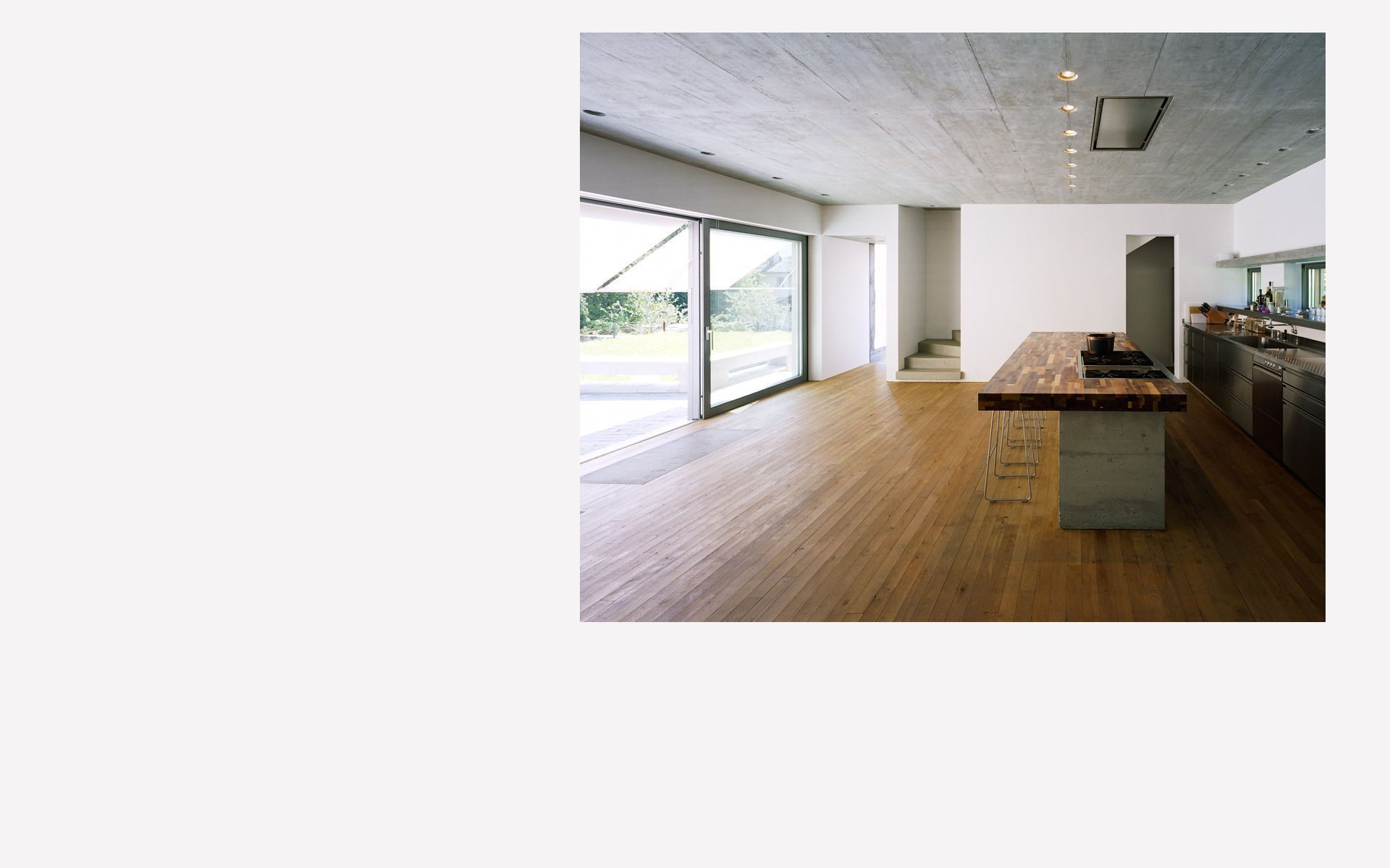 Wohnhaus Foto-Atelier