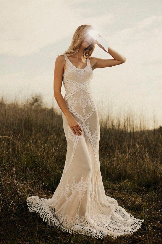 Dreamers & Lovers \'Eternal Romance\' Boho Wedding Dresses! | The ...