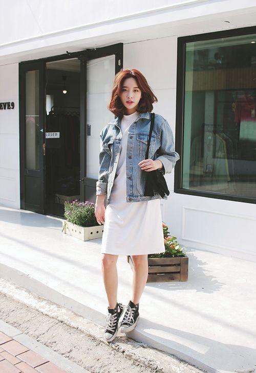 Gaya Casual Ala Korea C 2016 Berbagai Sumber Gaya Berpakaian Gaya Model Pakaian Korea Gaya Model Pakaian