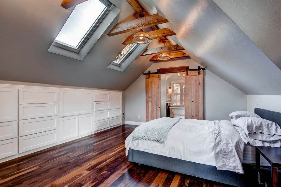 Best Amazing Master Bedroom Loft Conversion Love The Colour 400 x 300