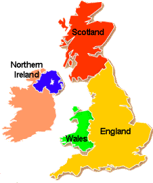 Image result for map of england and scotland | Maps | Pinterest