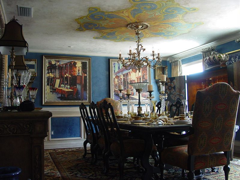 Venetian plaster or stucco veneziano is a faux painting - Interior painting jacksonville fl ...