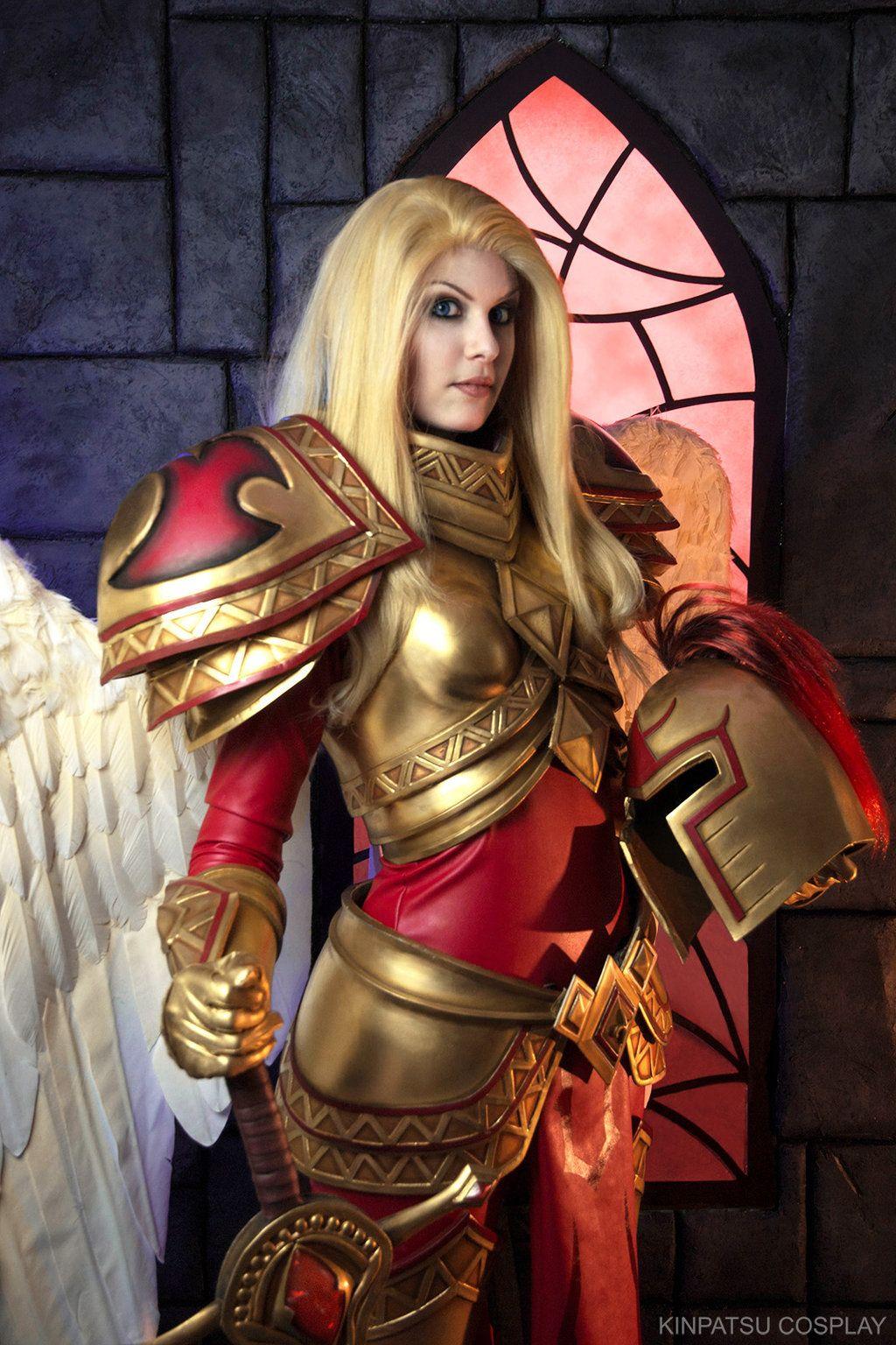 kayle league of legends by kinpatsu cosplay deviantart com on