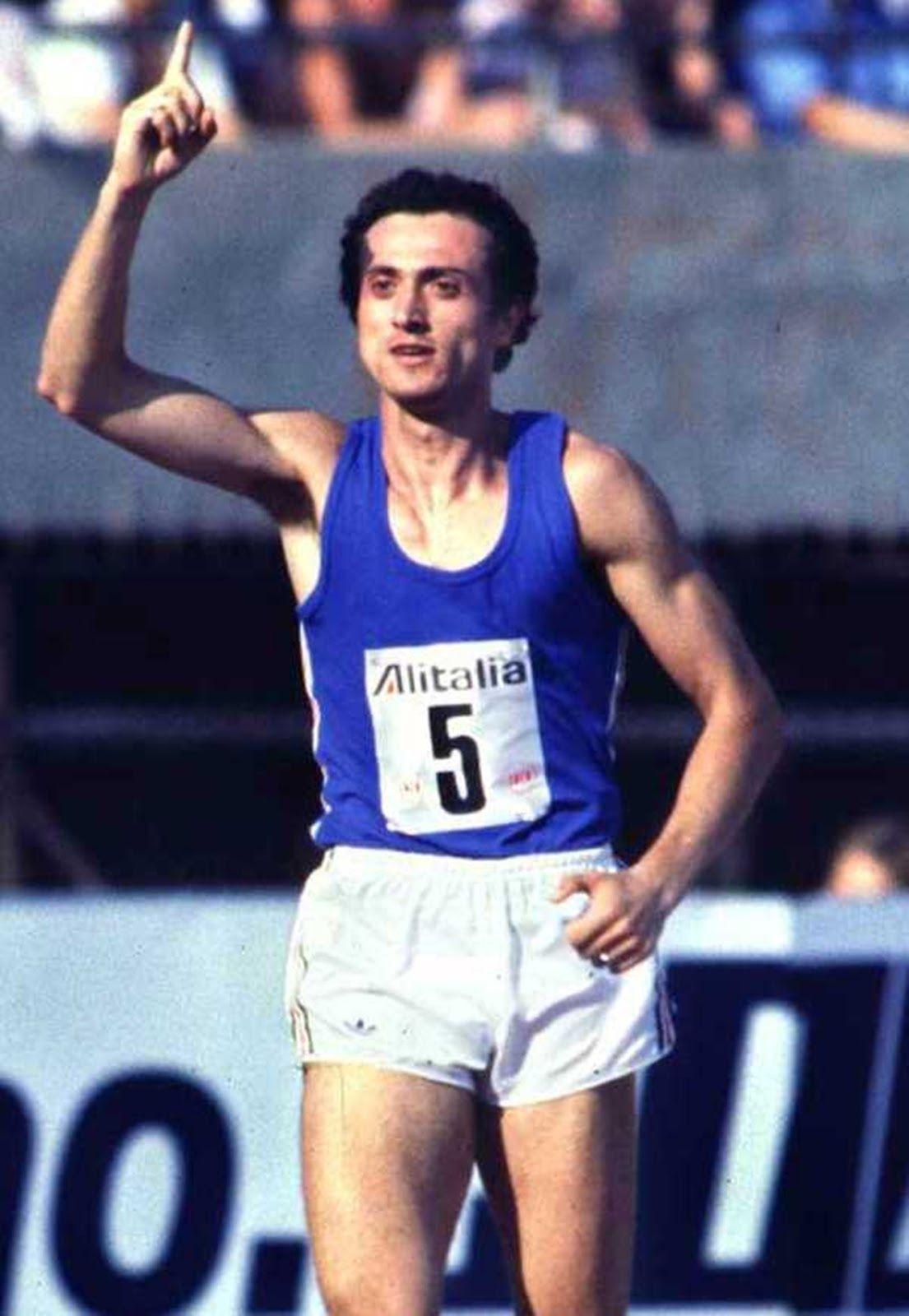 Oggi Pietro Mennea avrebbe compiuto 62 anni! Auguri Pietro! Lo sport secondo Grimaus: Leggende dello sport, Pietro Mennea