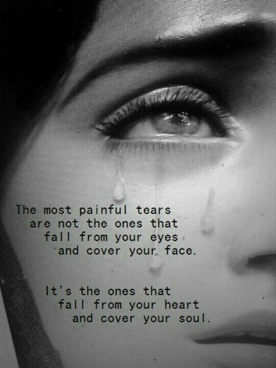 The Most Painful Tears Grief Quotes Words All Quotes