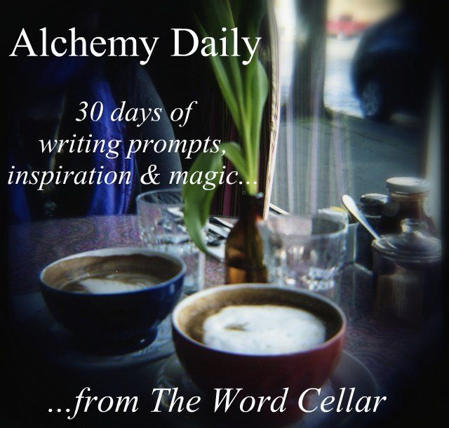 Alchemy daily 30 days of writing prompts inspiration magic the story of how my my complicated love hate relationship with writing prompts led me to create an ebook of you guessed it writing prompts fandeluxe Epub