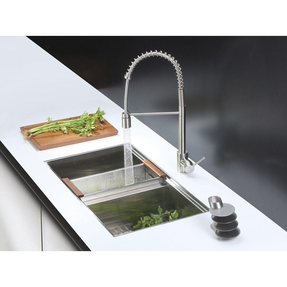My Kitchen Sink Stinks - Rustic Kitchen Decorating Ideas Check ...