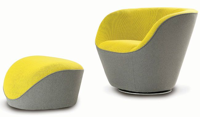 Groovy Roche Bobois Edito Chair Editor Chair 3140 Ottoman 1090 Beatyapartments Chair Design Images Beatyapartmentscom