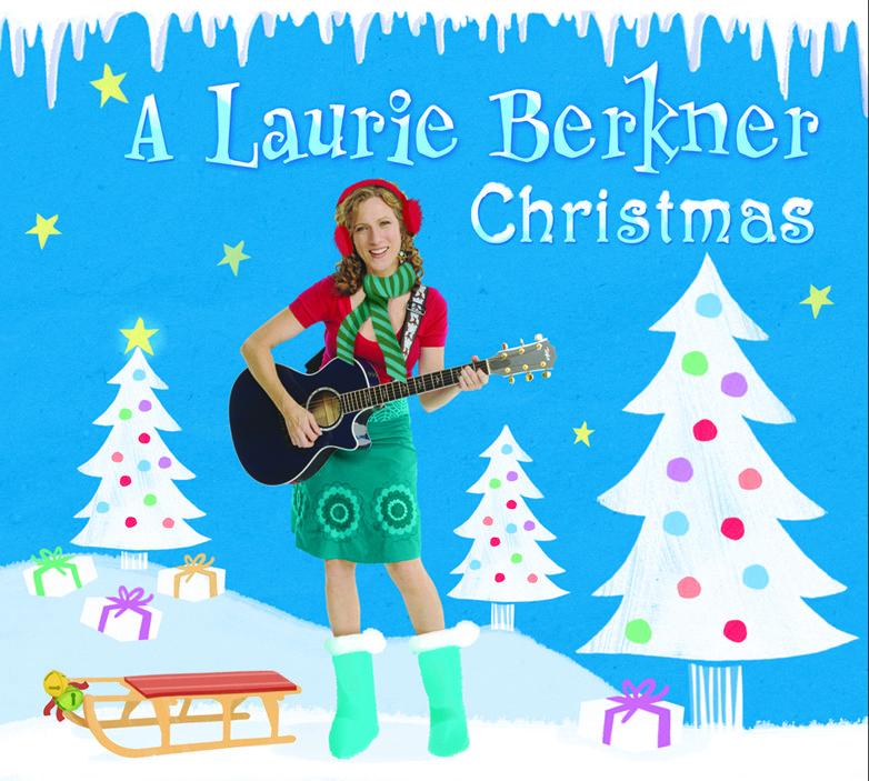 I made my first Christmas album - \