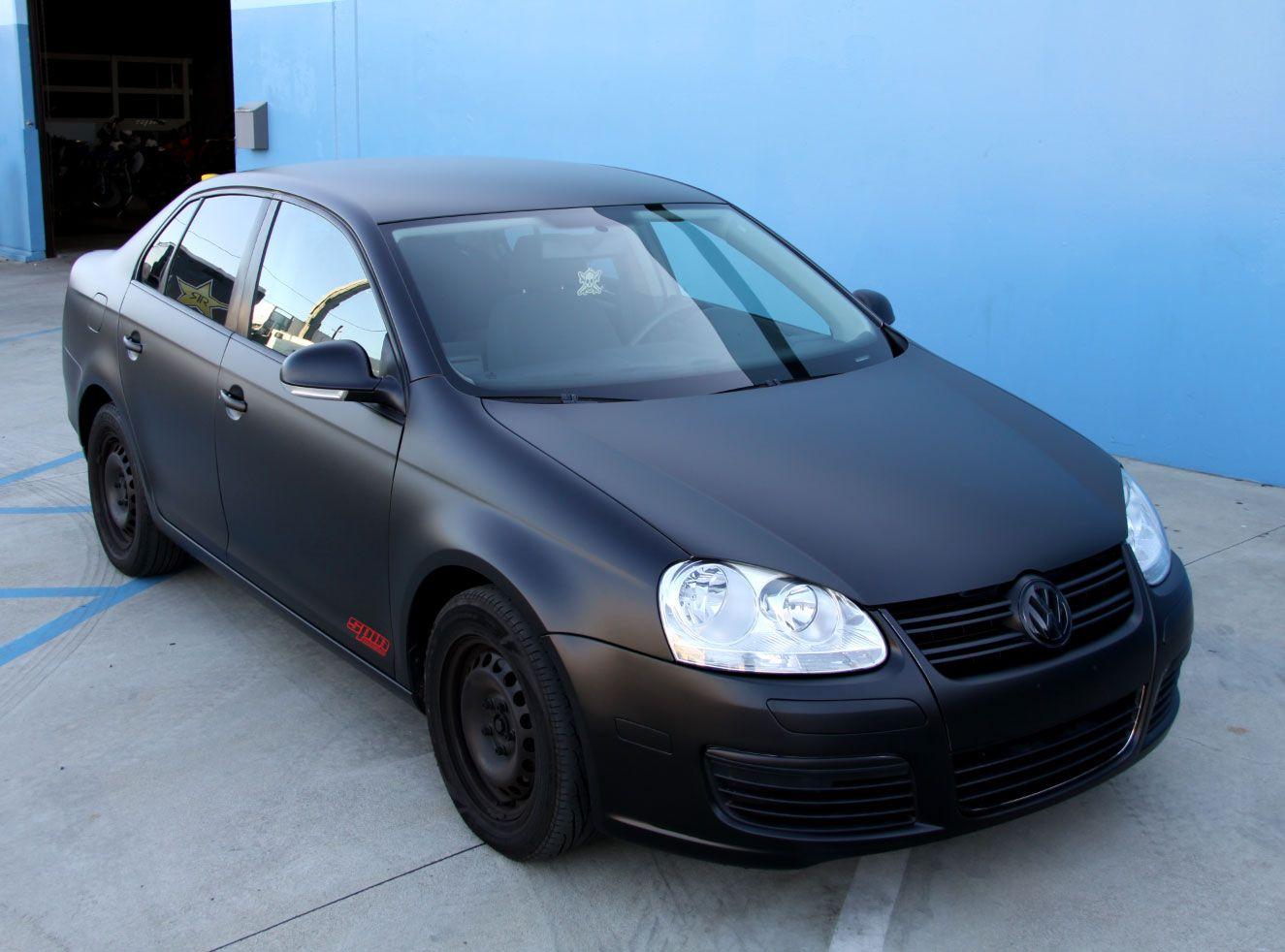 VW 06 vw jetta 2.5 : VW Jetta 2006-2009 Black HID Projector Headlights LED DRL | Jetta ...