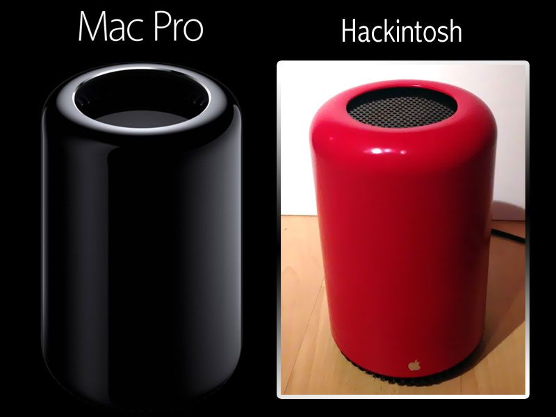 How to build a hackintosh based on the new mac pro with