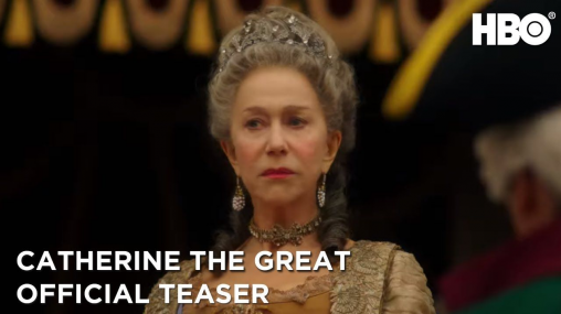 The True Story Of The Greatest Tsarina Catherine The Great And The Hermitage Series Start Date July 19 2019 Tvseries Tv In 2020 Catherine The Great Hbo Catherine
