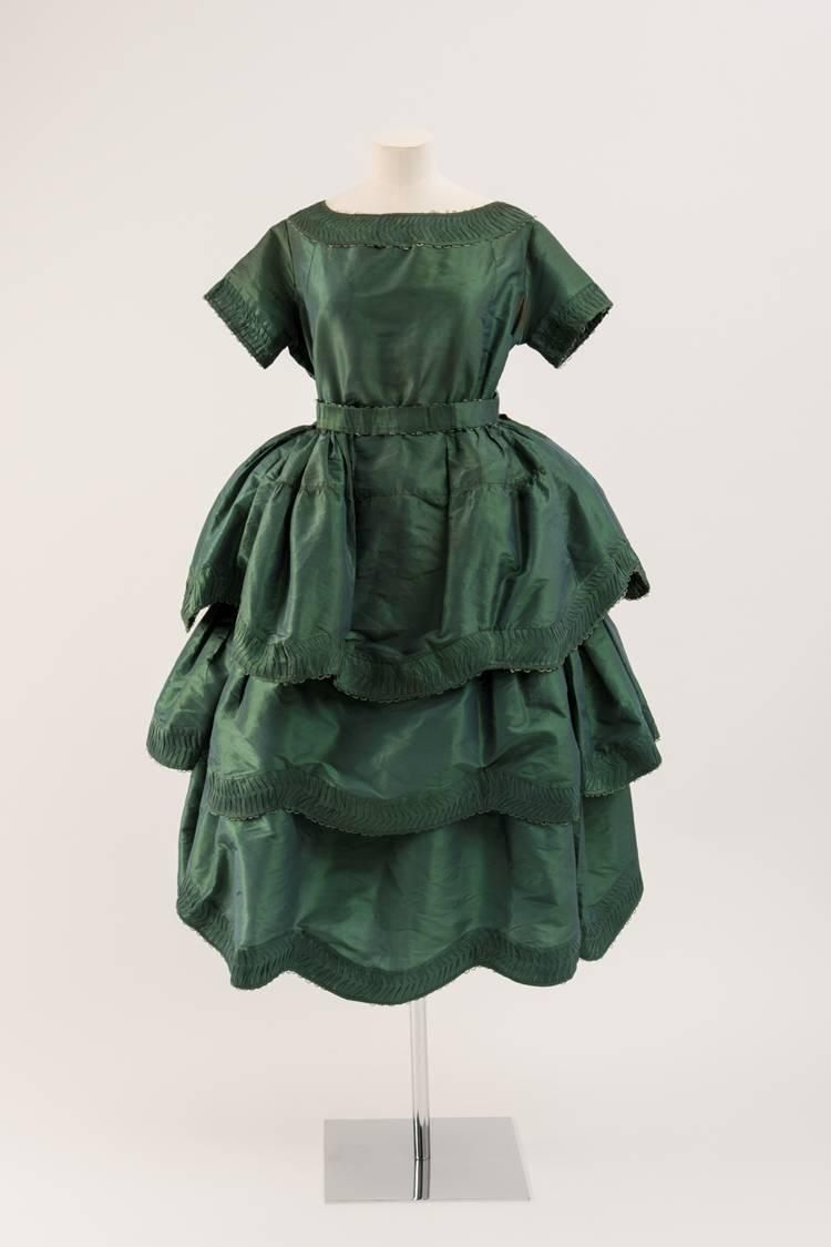 Lanvin robe de style ca from the fashion museum bath on