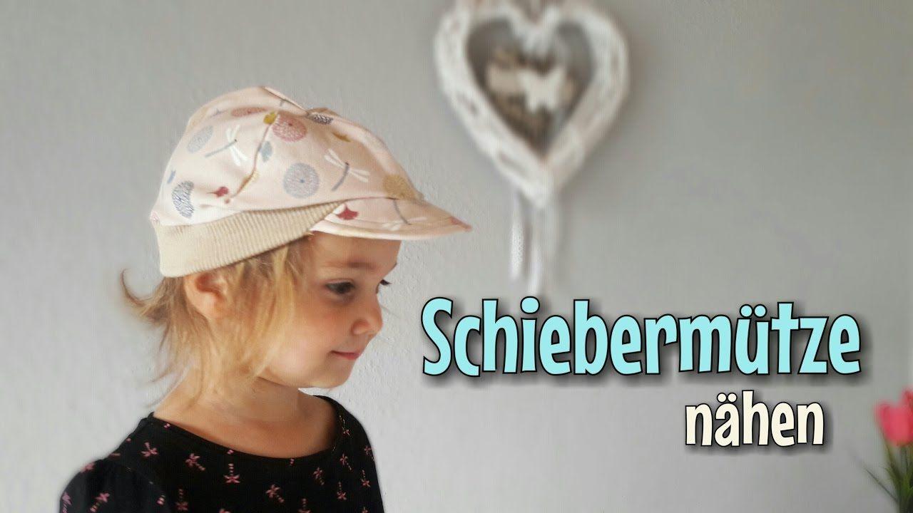 Schiebermütze - Nähanleitung - Für Anfänger - OHNE Schnittmuster ...