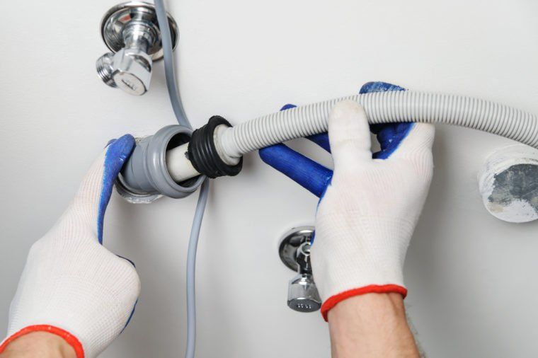 how to unclog a dishwasher drain pump