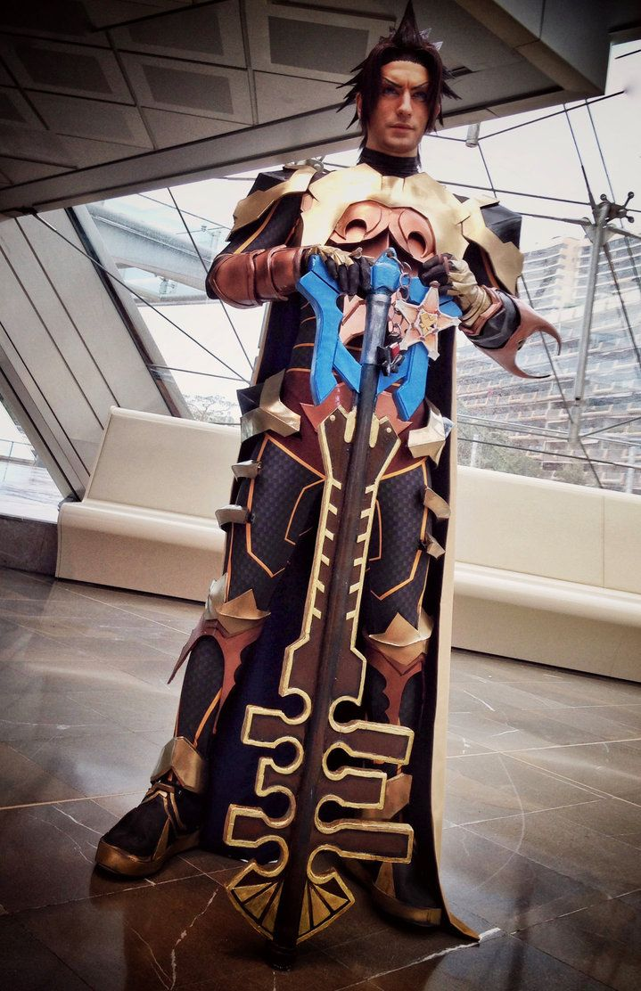 My Heart Will Never Submit Terra Kh Bbs Cosplay By