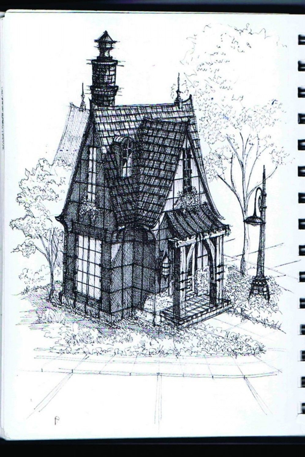 Small Gothic House Plans In Glorious Gothic House Plans Carpenter Revival Floor Cottage Designs Style Wi Gothic House Dream House Drawing Victorian House Plans