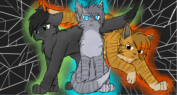 The Power Of Three We Ll Actually Hollyleaf Isn T Part Of The