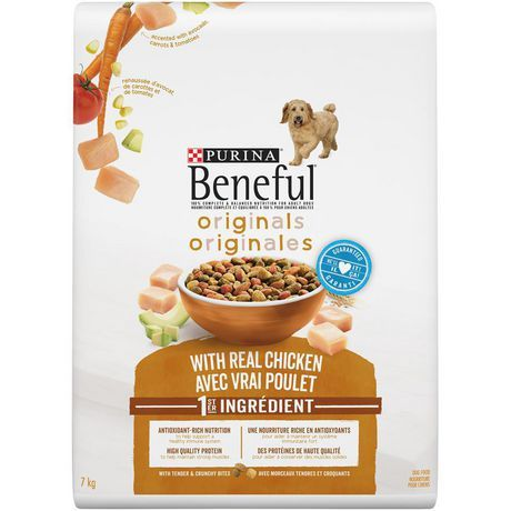 Purina Beneful Dry Dog Food Originals With Chicken 7kg Dog Food