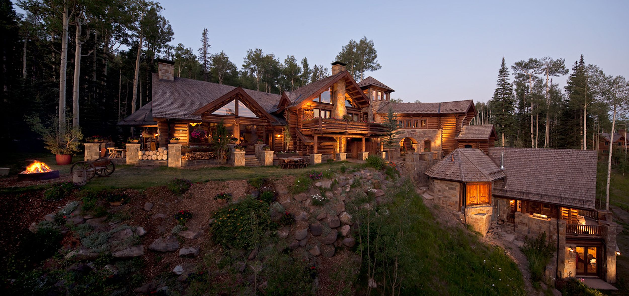 Pics Of Colorado Homes Castlewood Telluride Rentals