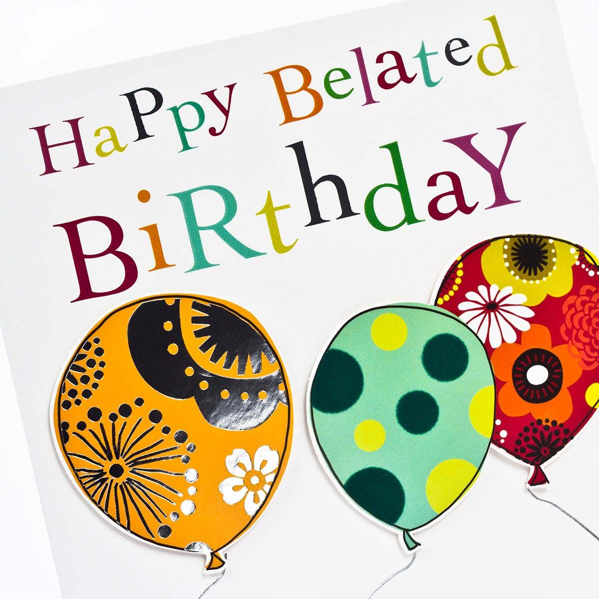 200+ Happy Belated Birthday Wishes, Messages And Images