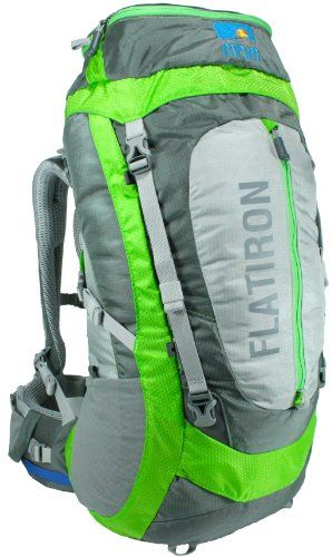 6edd8d2cdf Flatiron 42 Backpack Hyper Lime    Want to know more