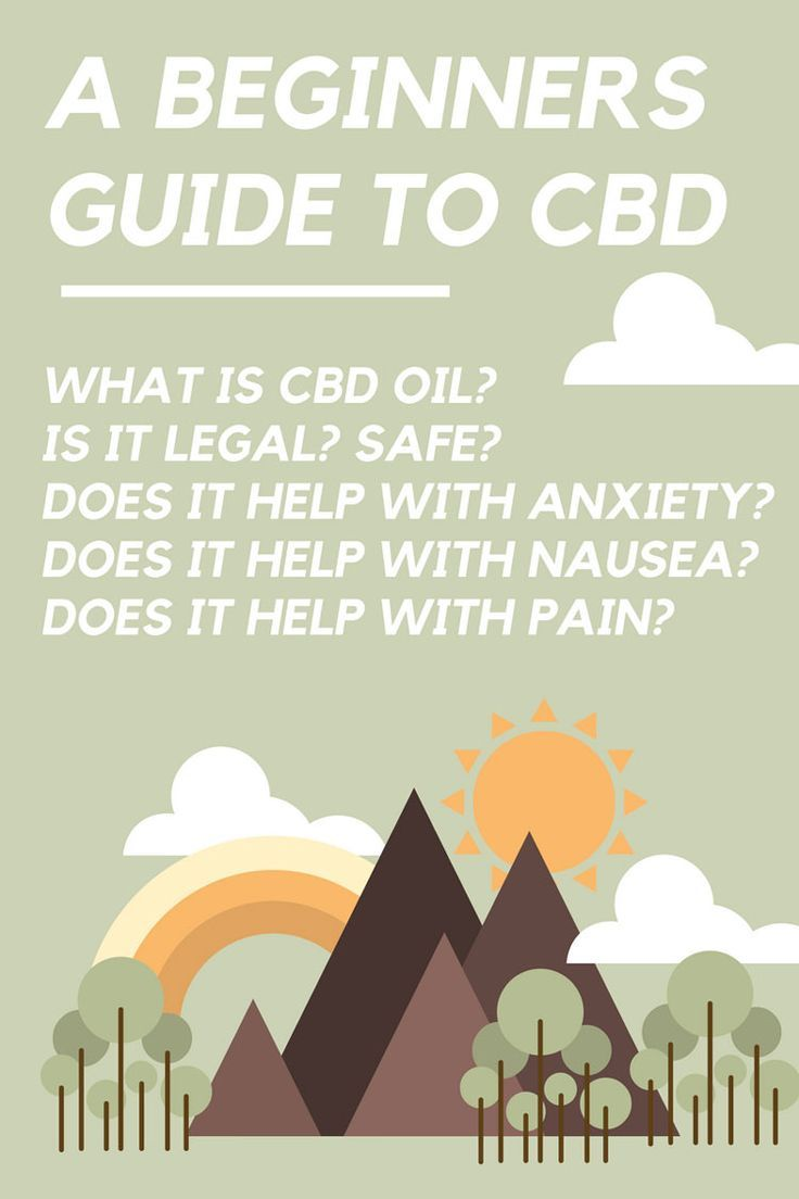 Beginners Guide to CBD Oil | Pinterest | Oil, Cannabis and ...