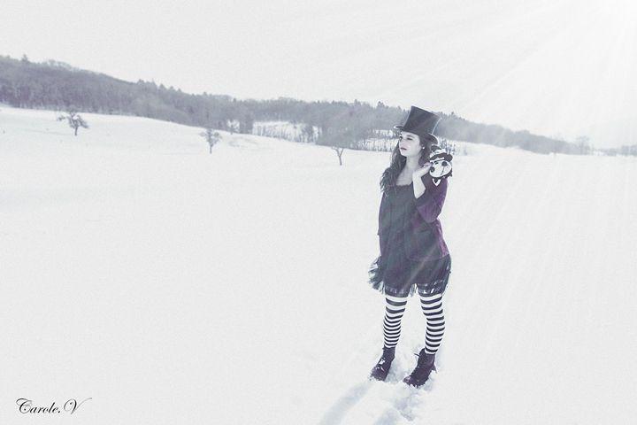 Vagabonde des neiges 02