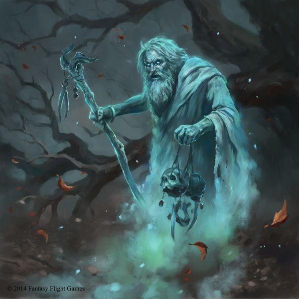 Spirit of the Wild by AlexanderExorcist | Art, Spirit ghost, Creature art