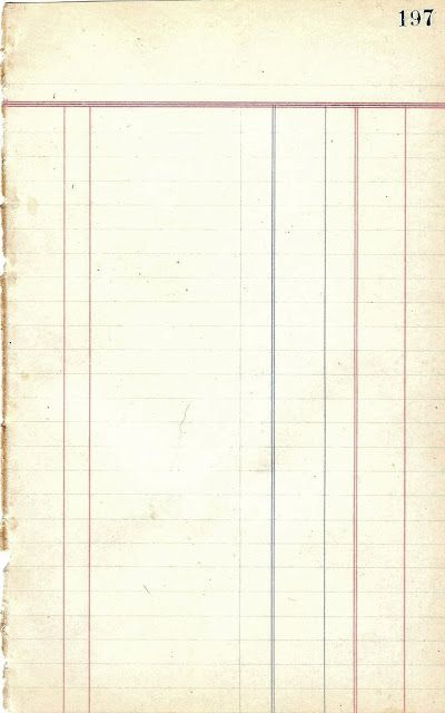 Ledger Paper Printable Background Image   Pinteres