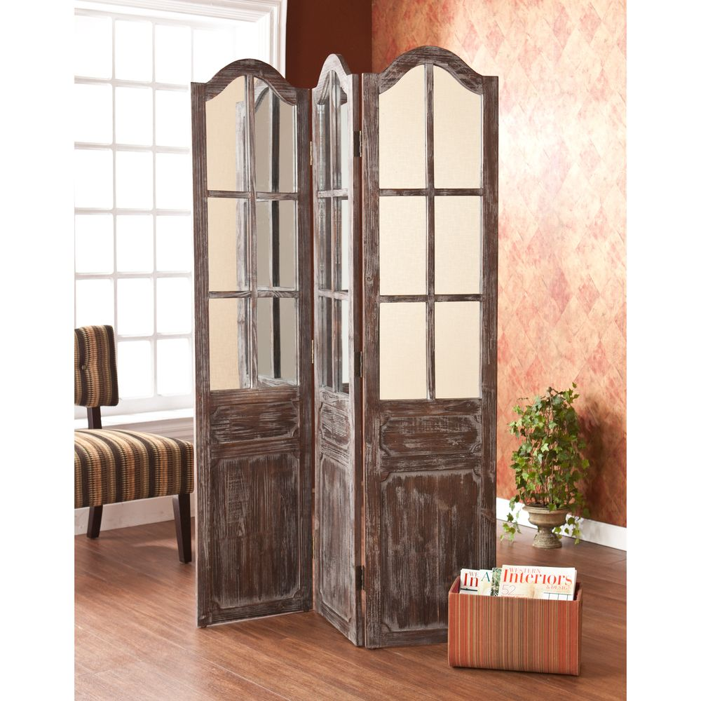 Upton Home Asbury 3 Panel Screen Room Divider Ping Great Deals On Decorative Screens 261 99