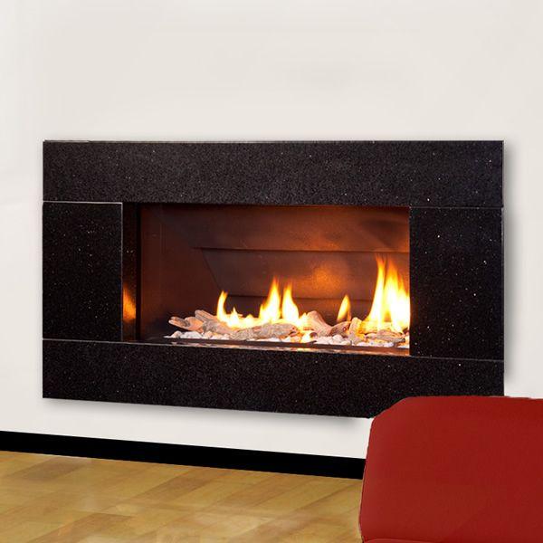 Escea Indoor Gas Granite Stone Fireplace Fireplace Indoor Gas Fireplace Gas Fireplace