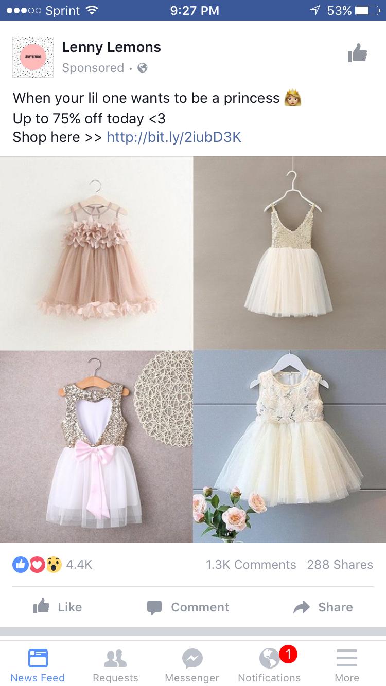 2f4298b72c Love the top right for flower girl dress. Lenny Lemons ...