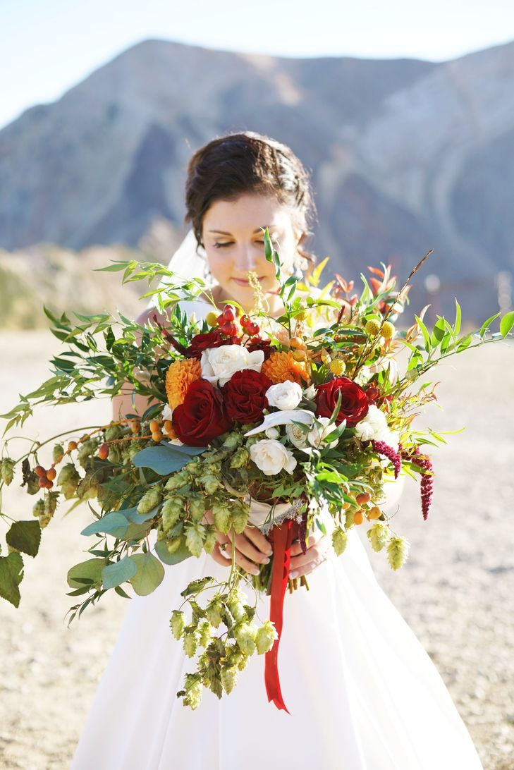 A Bavarian SkiThemed Wedding at Snowbird in Salt Lake