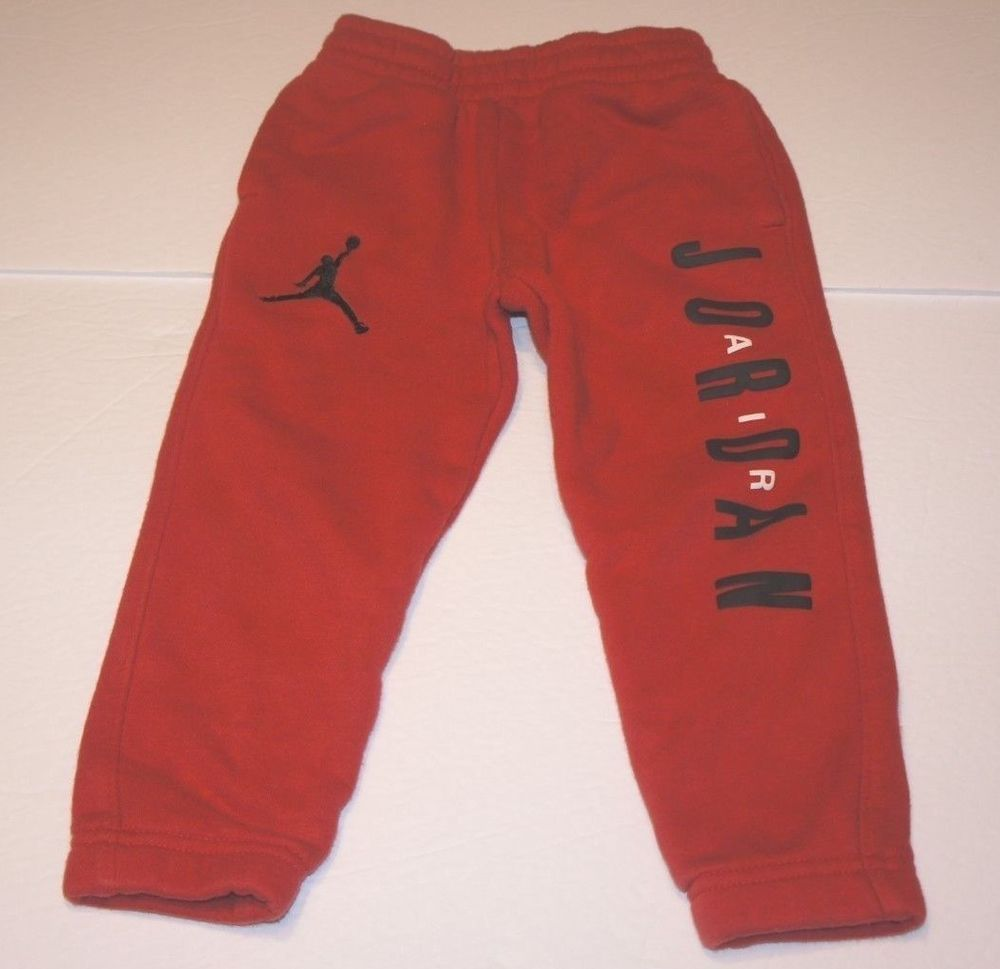 cdcbe624589274 Air Jordan Boys Sweatpants 3T Red Black  fashion  clothing  shoes   accessories  kidsclothingshoesaccs  boysclothingsizes4up (ebay link)